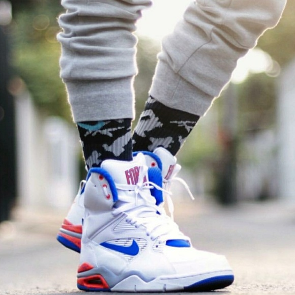 NWB Nike Air Command Force Ultramarine Sneakers NWT